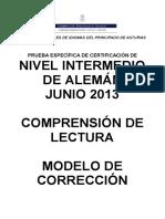 ALE Intermedio ComprensionLectora JUN2013 Corrector