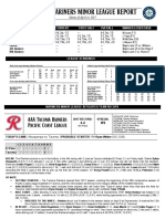 04.15.17 Mariners Minor League Report