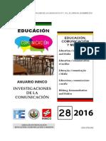 07 Articulo ALEXANDRA RANZOLIN y JUAN C. CORREA Desarrollo del Pensamiento Crítico y Educación Mediática en Venezuela