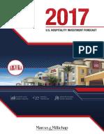 2017 Hospitality Investment Forecast