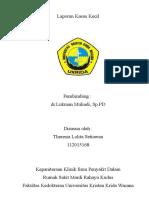 Case Kecil Dr Lukman - Sirosis Hati