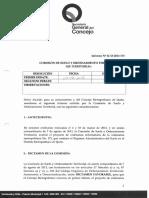 Reformatoria Ordenanza Metropolitana No. 0172