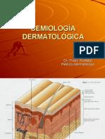 SEMIOLOG+ìA DERMATOL+ôGICA FINAL