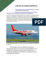 Aviones Propulsados Por Hidógeno Mio