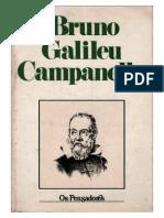 09-GALILEI, Galileu - O Ensaiador