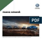 Ficha Tecnica Nueva Amarok 1