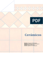 Cerámicos, Materiales de Construcción II.pdf