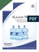 Cl Kaveri Foods and Beverages