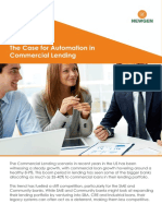 Whitepaper- The Case for Automation in Commercial Lending