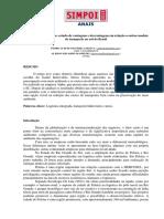 Transporte Hidroviário Estudo de Vantagens e Desvantagens