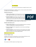 My Adwords Video Advertising Notes.docx