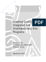 Creating Quality integrated and interdisciplinary arts programs.pdf