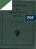 TAQUIGRAFIA Edicion Aniversaria Diccionario Mejorado