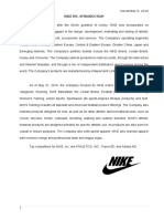 Nike Project Final