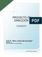 Proyecto de Direccion 2010-14