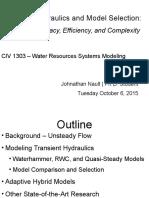 CIV 1303-JN Presentation 2015-10-06 With Video