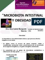 Microbiota, Obesidad Infantil