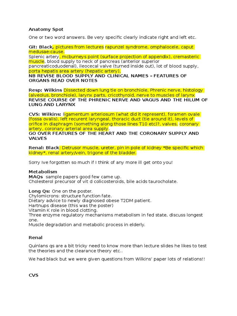 Hints. | Larynx | Kidney