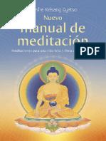 314874447 Nuevo Manual de Meditacion Gueshe Kelsang Gyatso