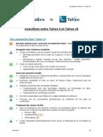 Nouveautes Talren v5 Aout2013