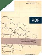 Relatório de mobilidade e tráfego (1979)