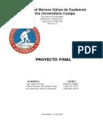 proyecto simulacion