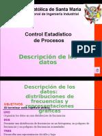 2 Descripción de Datos