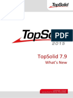 TopSolid 7.09 What's New