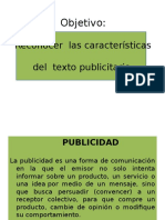 Ppt Texto Pubicitario Clase 7