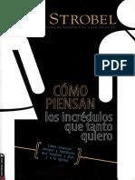 COMO PIENSAN LOS INCREDULOS -  Lee Strobel.pdf