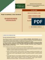 PLURICURSO Lengua y Literatura 1 2 y 3 Anio