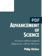 Philip Kitcher the Advancement of Science (1993)