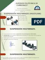 Grupo10 Suspensión Multilink