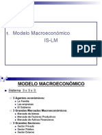 Modelo IS LM UV