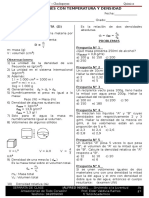 (Entrada) an - Quimica - Sem 03 - 4to - Densidad y Temperatura