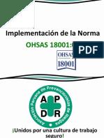 251366374 Guia Para Implementar La Norma OHSAS 18001 2007