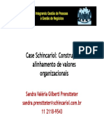 Case Schincariol - Sandra Prenstteter