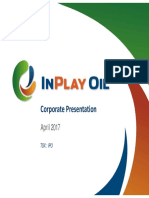 InPlay Oil Corp