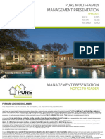 Pure Multi-Family REIT