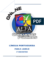 Alfacon Rodrigo Tecnico Do Inss Fcc Lingua Portuguesa Pablo Jamilk 3o Enc 20140517171512