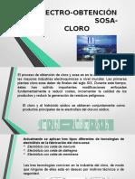 electro-obtencion cloro-sosa