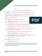 Cuestionario Lenguaje Ensamblador
