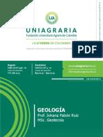 Geología 2017 Aula 01