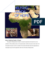 Helping Hands of Hope