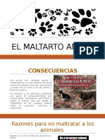 El Maltarto Animal