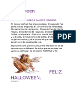 Halloween ISABELA