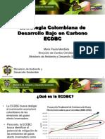 Colombia Estrategia Caarbono ECB