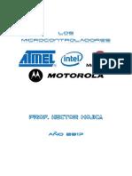 Los Microcontroladores 2017