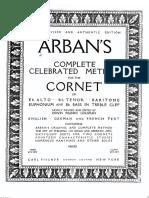 Arban ́s Complete Celebrated Method for the Cornet.pdf