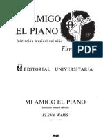 WAISS, E. - Mi Amigo El Piano.pdf